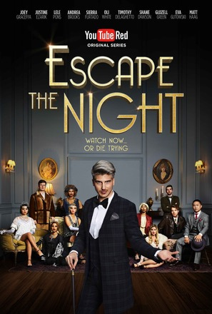 """Escape the Night"" - Movie Poster (thumbnail)"
