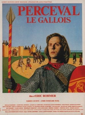 Perceval le Gallois - French Movie Poster (thumbnail)