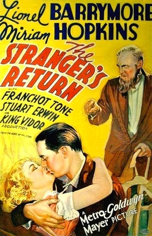 The Stranger's Return - Movie Poster (thumbnail)