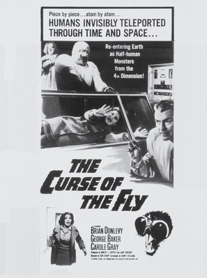 Curse of the Fly - Movie Poster (thumbnail)