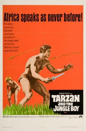 Tarzan and the Jungle Boy - Movie Poster (thumbnail)