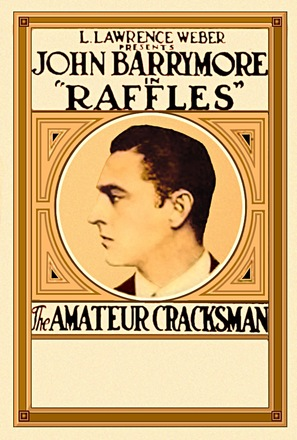 Raffles, the Amateur Cracksman
