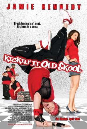 Kickin It Old Skool - Movie Poster (thumbnail)