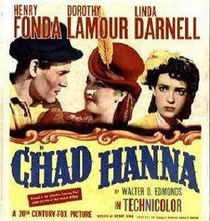 Chad Hanna - Movie Poster (thumbnail)