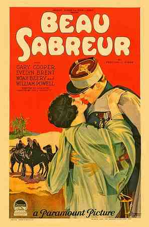 Beau Sabreur - Movie Poster (thumbnail)