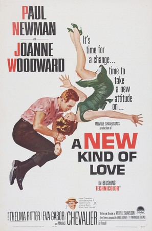 A New Kind of Love - Movie Poster (thumbnail)