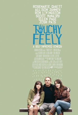 Touchy Feely - Movie Poster (thumbnail)
