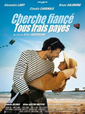 Cherche fiancè tous frais payès - French Movie Poster (thumbnail)