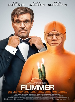 Flimmer - Swedish Movie Poster (thumbnail)