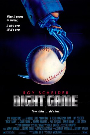 Night Game - Movie Poster (thumbnail)
