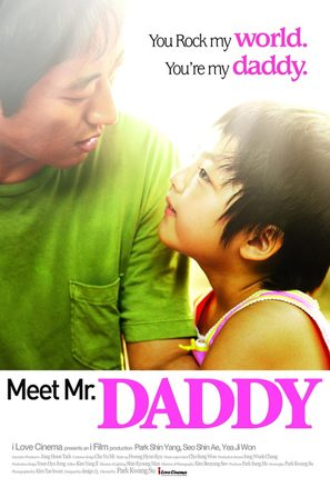 Meet Mr. Daddy - Movie Poster (thumbnail)