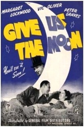 Give Us the Moon - British Movie Poster (thumbnail)
