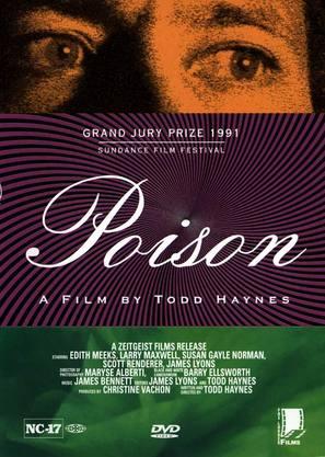 Poison - DVD cover (thumbnail)