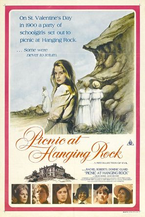 Picnic at Hanging Rock - Australian Movie Poster (thumbnail)