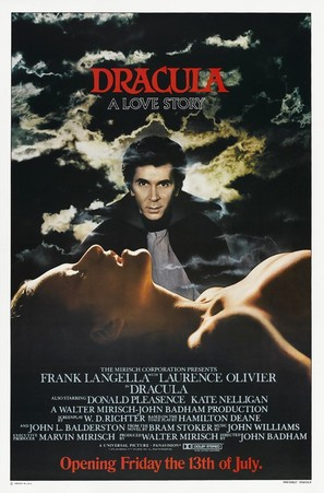 Dracula - Advance movie poster (thumbnail)