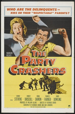 The Party Crashers - Movie Poster (thumbnail)