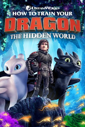 How to Train Your Dragon: The Hidden World - Movie Cover (thumbnail)