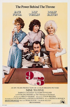 Nine to Five - Movie Poster (thumbnail)