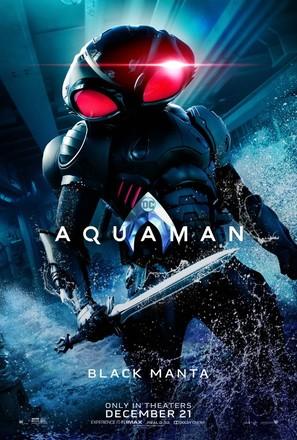 Aquaman - Movie Poster (thumbnail)