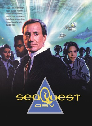 """""""SeaQuest DSV"""" - Movie Poster (thumbnail)"""