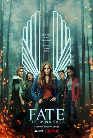 """Fate: The Winx Saga"" - Movie Poster (thumbnail)"
