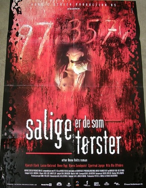 Salige er de som tørster - Norwegian Movie Poster (thumbnail)
