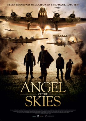 Angel of the Skies - South African Movie Poster (thumbnail)