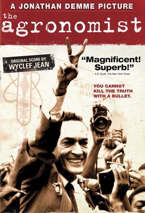 The Agronomist - DVD cover (thumbnail)