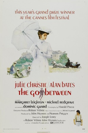 The Go-Between - Movie Poster (thumbnail)