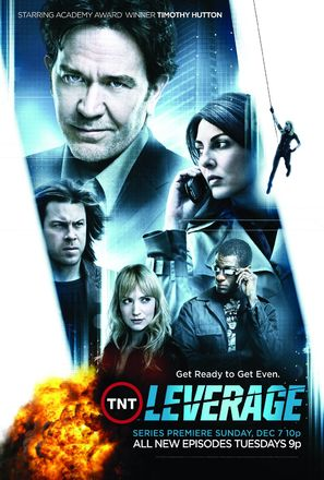 """Leverage"" - Movie Poster (thumbnail)"