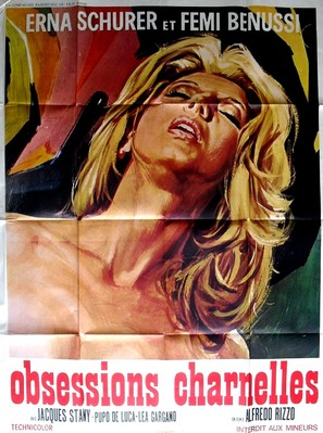 Carnalità - French Movie Poster (thumbnail)