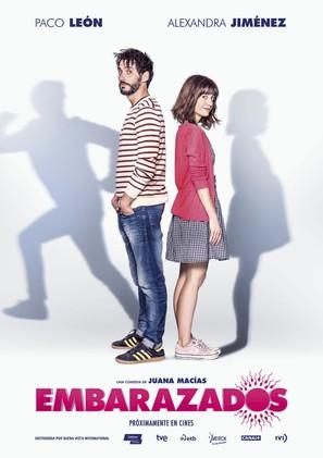 Embarazados - Spanish Movie Poster (thumbnail)