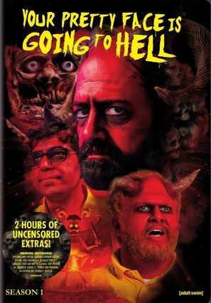 """Your Pretty Face Is Going to Hell"" - DVD cover (thumbnail)"
