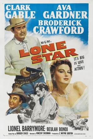 Lone Star - Movie Poster (thumbnail)