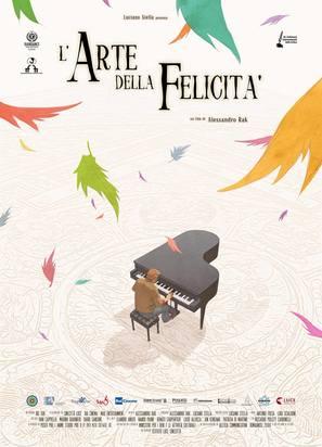 L'arte della felicità - Italian Movie Poster (thumbnail)