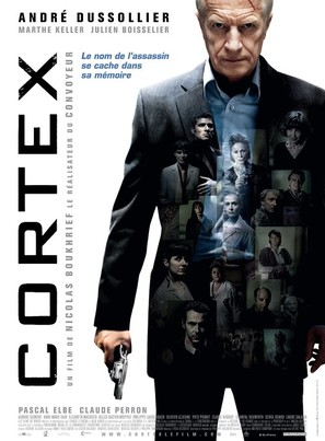Cortex - French Movie Poster (thumbnail)