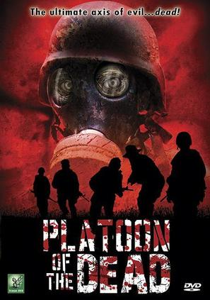 Platoon of the Dead - DVD cover (thumbnail)