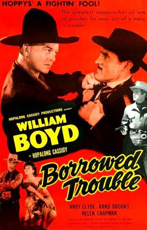 Borrowed Trouble - Movie Poster (thumbnail)