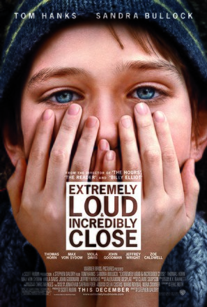 Extremely Loud & Incredibly Close - Movie Poster (thumbnail)