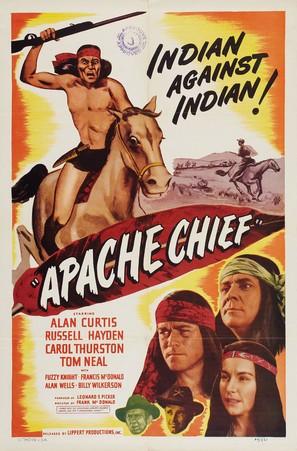 Apache Chief - Movie Poster (thumbnail)