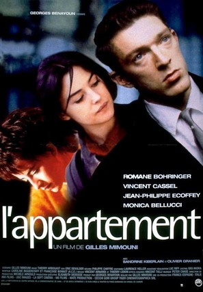 L'appartement - French Movie Poster (thumbnail)