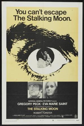The Stalking Moon - Movie Poster (thumbnail)