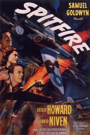 The First of the Few - Movie Poster (thumbnail)