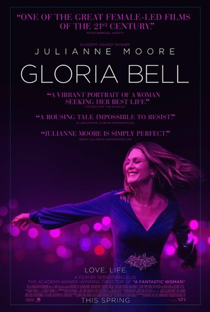 Gloria Bell - Movie Poster (thumbnail)