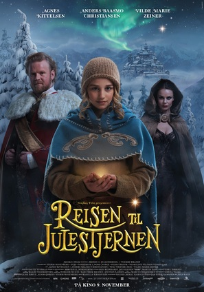 Reisen til julestjernen - Norwegian Movie Poster (thumbnail)