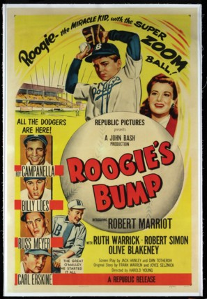 Roogie's Bump - Movie Poster (thumbnail)
