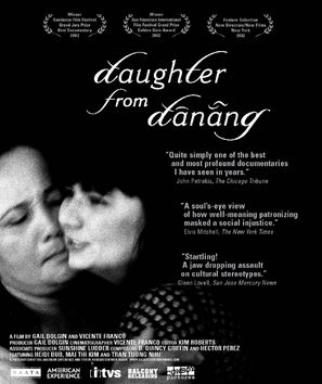 Daughter from Danang - Movie Poster (thumbnail)