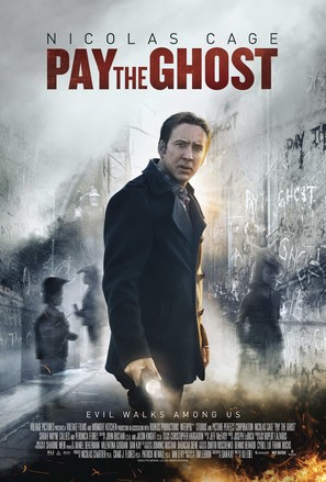 Pay the Ghost - Movie Poster (thumbnail)