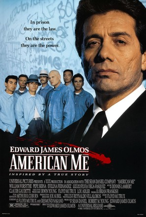 American Me - Movie Poster (thumbnail)