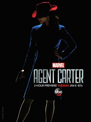 """Agent Carter"" - Movie Poster (thumbnail)"